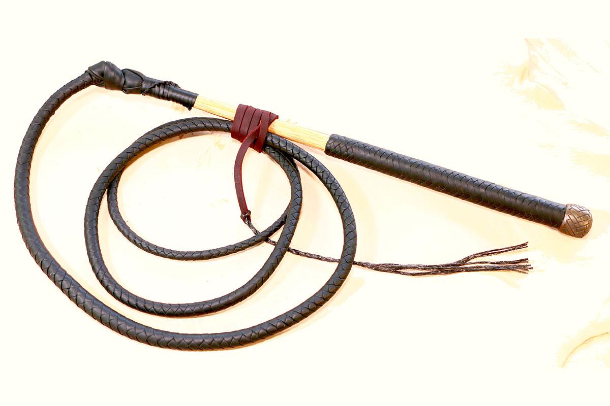 Classic Australian Whip, Micks Whips, Darwin Stockwhips