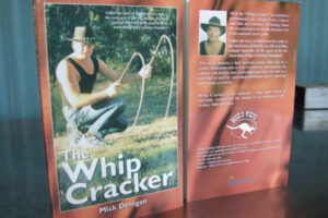 Mick's Whips, 'The Whip Cracker'