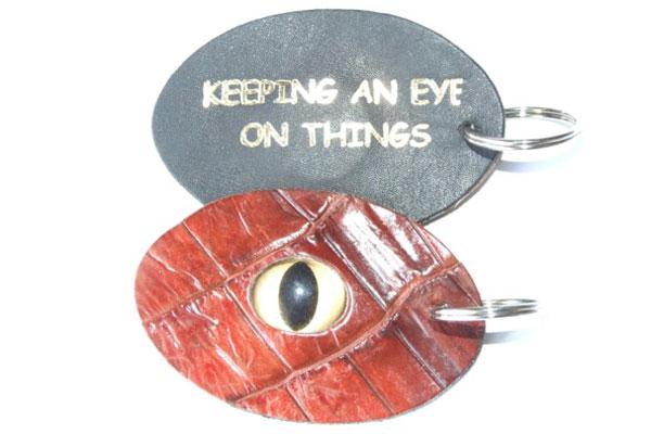 Mick's Whips, Crocodile Eye Keyring