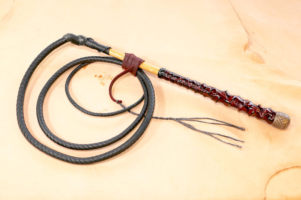 Mick's Whips, Northern Territory Stock Whip