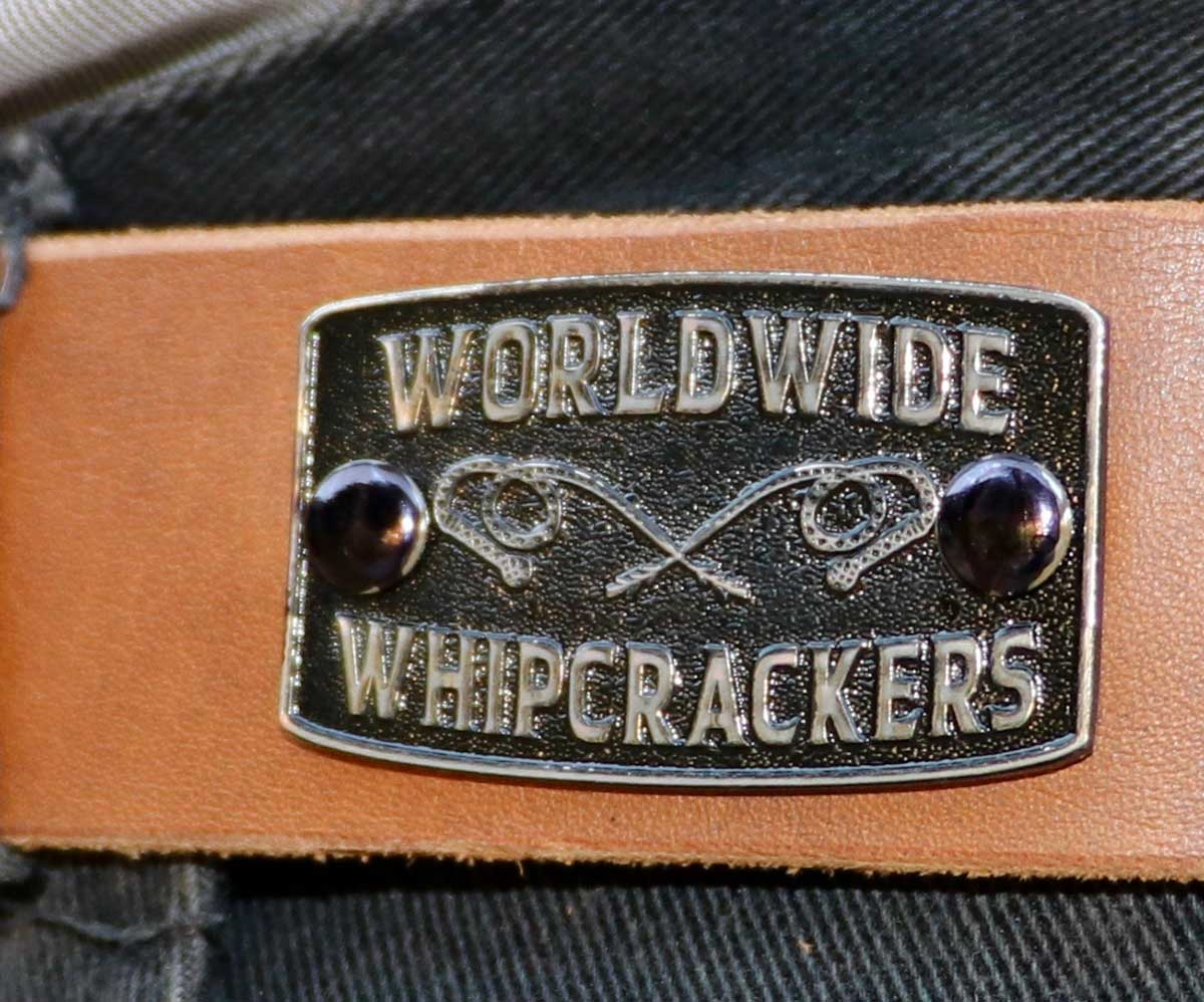 Mick's Whips, Worldwide whip crackers club